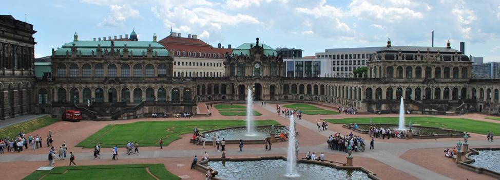 Дрезден Цвингер