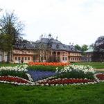 Пильниц летняя резиденция Августа Сильного