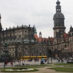 Дрезден Театральная площадь