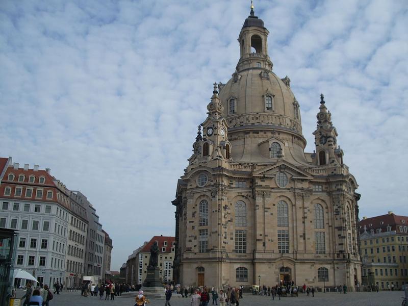 Церковь Богородицы Frauenkirche