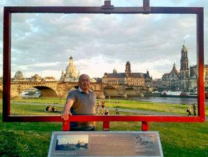 гид-экскурсовод в Дрездене