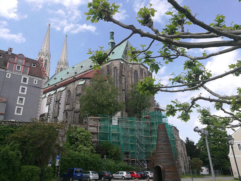 Гёрлиц Церковь Св. Петра и Павла