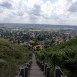 Дорога к башне Бисмарка и ресторану Spitzhaus