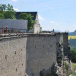 Саксонская Швейцария крепость Кёнигштайн