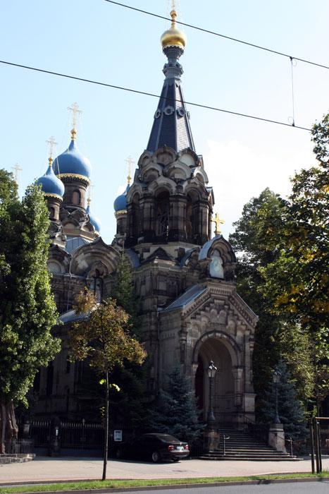 Церковь Симеона Дивногорца