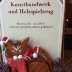 Сувенирный магазин в Пильниц