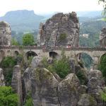 Саксонская Швейцария Бастай