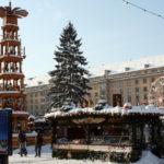 Дрезден Рождественский базар